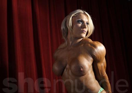 Lisa Cross Topless