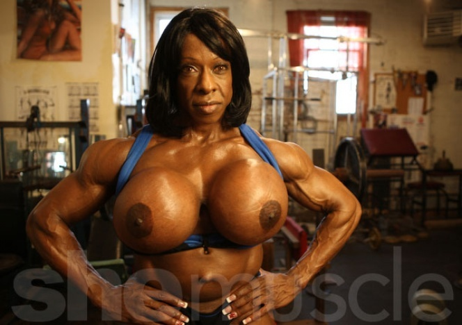 black female bodybuilders